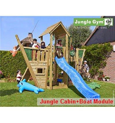 Игровой комплекс Jungle Boat Module