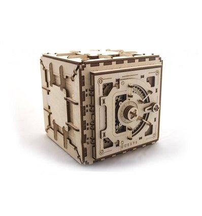 Конструктор механічний 3D Ukr-Gears Сейф