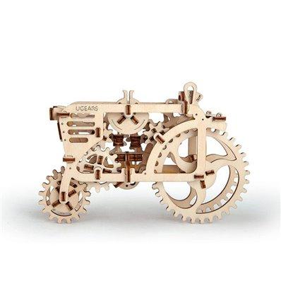 Конструктор механический 3D Ukr-Gears Трактор