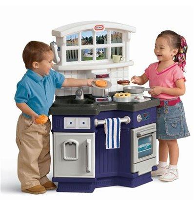 Детская игровая кухня Little Tikes Side By Side 171499