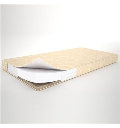 Матрац Lux baby Кокос-Холлофайбер, 60x120x8 см
