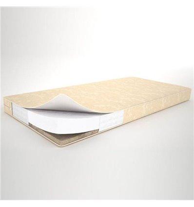 Матрац Lux baby Кокос-Холлофайбер, 60x120x12 см