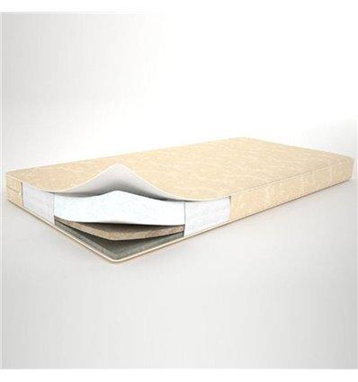 Матрац Lux baby Льон-Кокос-Холлофайбер, 60x120x10 см