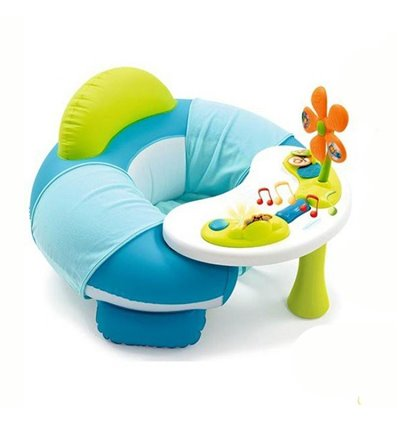 Развивающий стол со стульчиком Smoby Cotoons 110201N