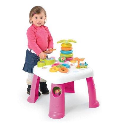 Развивающий игровой столик Smoby Cotoons 211067R