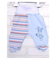 Повзунки Татошка 03507 блакитний-синій-принт полоска 33eea84dc6f94