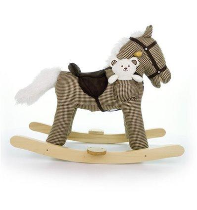 Лошадка качалка Пони