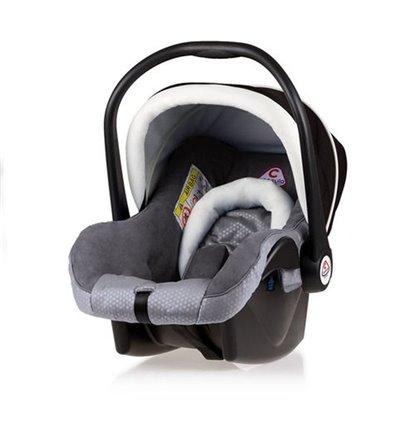 Автокресло детское Heyner Capsula BB0+ Koala Grey, 0-13 кг