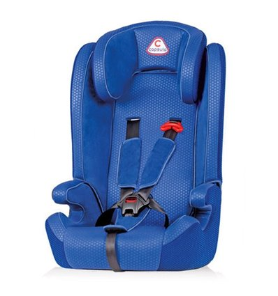 Автокрісло дитяче Heyner Capsula MT6 Cosmic Blue, 9-36 кг