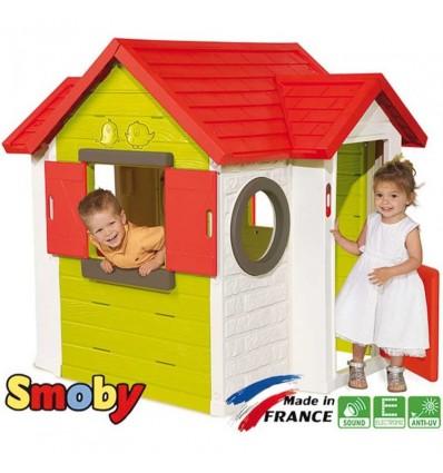 Дитячий будиночок Smoby My House 810402