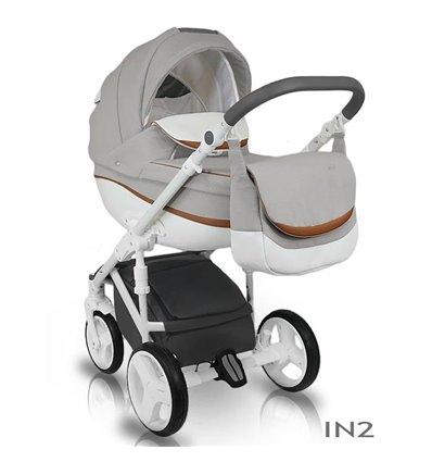 Дитяча коляска 2 в 1 Bexa Ideal New IN02