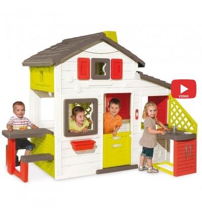 Детский домик Smoby 810200