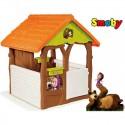 Детский домик Smoby Маша и Медведь 810600
