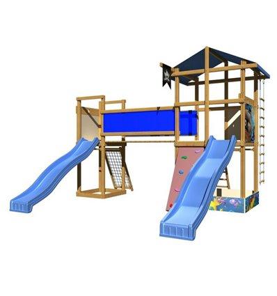 Игровая площадка Спортбейби-11