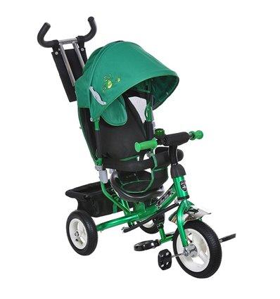 Велосипед трехколесный Mars Mini Trike 950D зеленый-черный