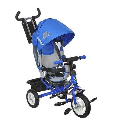 Велосипед трехколесный Mars Mini Trike 950D синий-серый