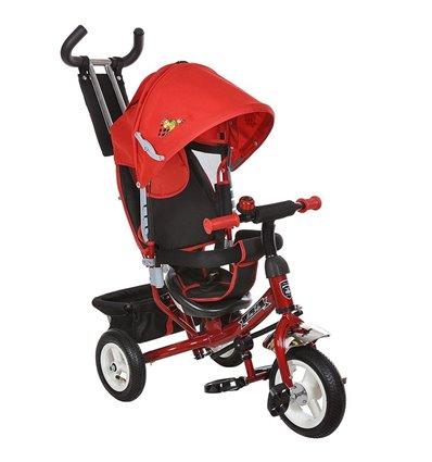 Велосипед трехколесный Mars Mini Trike 950D красный-черный
