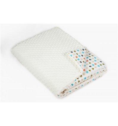 Одеяло и подушка в кроватку Twins Minky beige