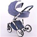 Детская коляска 2 в 1 Lonex Comfort COM-06