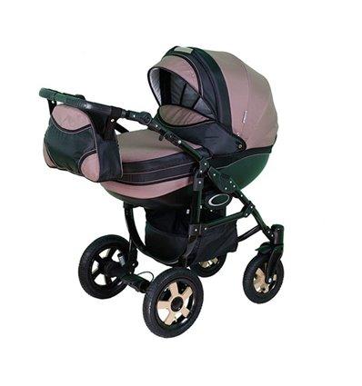 Дитяча коляска 2 в 1 Angelina Discovery 02