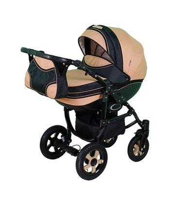 Дитяча коляска 2 в 1 Angelina Discovery 03
