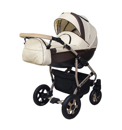 Детская коляска 2 в 1 Angelina Carmela 25
