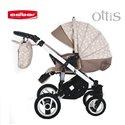 Детская коляска 2 в 1 Adbor Ottis 16