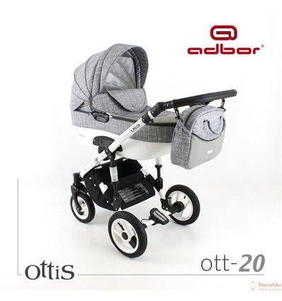 Дитяча коляска 2 в 1 Adbor Ottis 20
