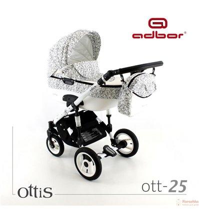 Детская коляска 2 в 1 Adbor Ottis 25