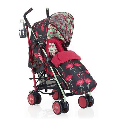 Детская прогулочная коляска Cosatto Supa Flamingo Fling