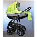 Детская коляска 2 в 1 Ajax Group Viola Lime