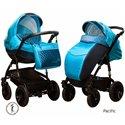 Детская коляска 2 в 1 Ajax Group Viola Pacific