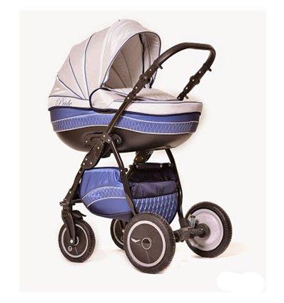 Детская коляска 2 в 1 Ajax Group Pride Atlantic
