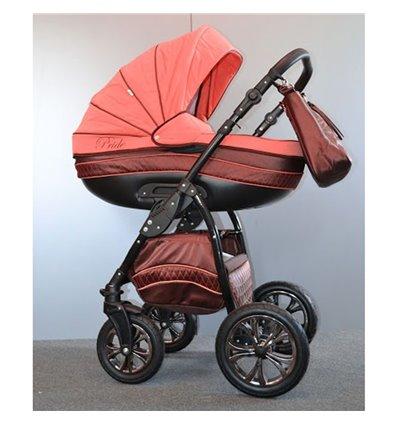 Детская коляска 2 в 1 Ajax Group Pride Doppio