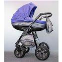 Детская коляска 2 в 1 Ajax Group Pride Violet