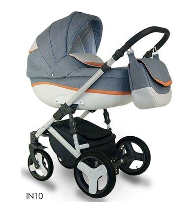 Дитяча коляска 2 в 1 Bexa Ideal New IN10