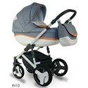 Детская коляска 2 в 1 Bexa Ideal New IN10