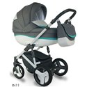 Детская коляска 2 в 1 Bexa Ideal New IN11