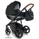 Дитяча коляска 2 в 1 Bexa Ideal New IN14 Chrome