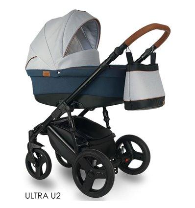 Детская коляска 2 в 1 Bexa Ultra U02