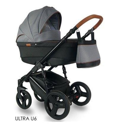 Детская коляска 2 в 1 Bexa Ultra U06
