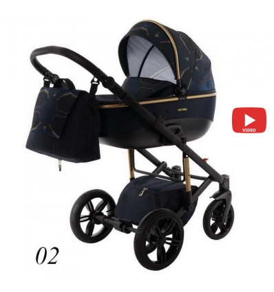 Детская коляска 2 в 1 Tako Nocturne 02