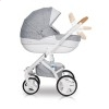 Детская коляска 2 в 1 Riko Brano Luxe Denim 04