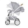 Дитяча коляска 2 в 1 Riko Brano Luxe Latte 02