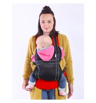 Ергономічний рюкзак-переноска Ontario Free Air 3D Червоний 285