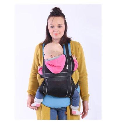 Ергономічний рюкзак-переноска Ontario Free Air 3D Блакитний 289