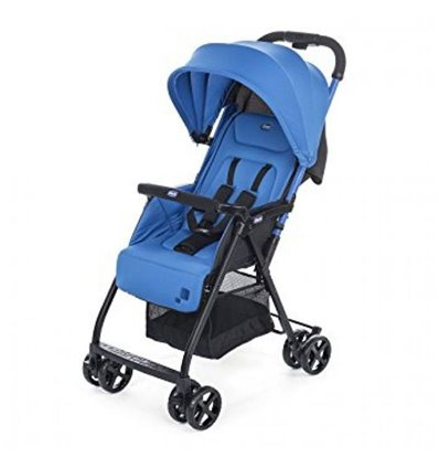 Детская прогулочная коляска Chicco Ohlala Power Blue 79249.60