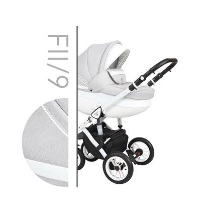 Детская коляска 2 в 1 Baby Merc Faster Style 2 09
