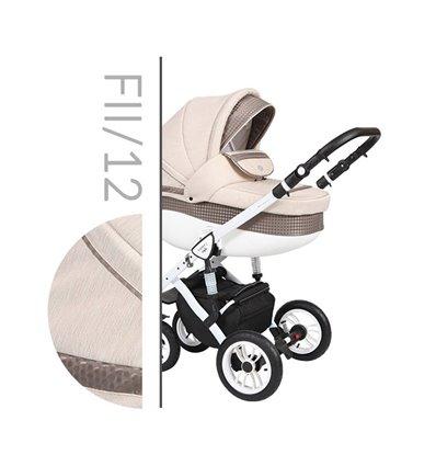 Дитяча коляска 2 в 1 Baby Merc Faster Style 2 12