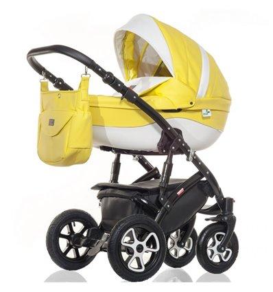 Дитяча коляска 2 в 1 Broco Eco 01